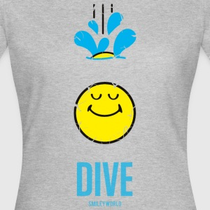 SmileyWorld DIVE Deep - T-shirt dam
