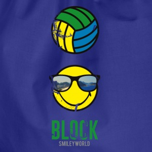 SmileyWorld BLOCK - Sac de sport léger