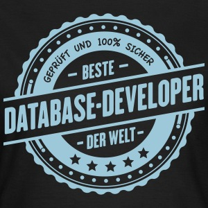 Beste Database-Developer der Welt - Frauen T-Shirt