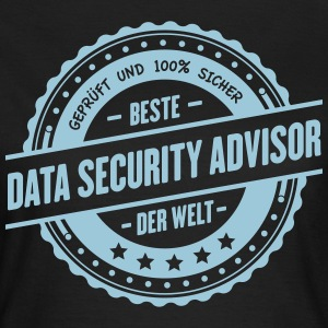 Beste Data-Security Advisor der Welt - Frauen T-Shirt
