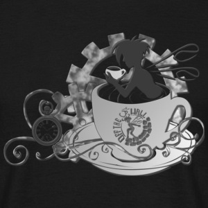 Coffee Cogs Fairy - Men's T-Shirt