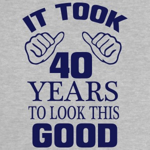 IT HAS TO LOOK 40 YEARS LASTED, SO GOOD! Baby Shirts  - Baby T-Shirt