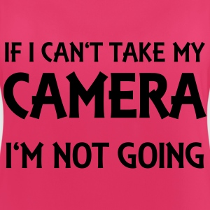 If I can't take my camera - I'm not going! Sportkleding - Vrouwen tanktop ademend