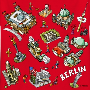 Berlin-Design - Kinder T-Shirt