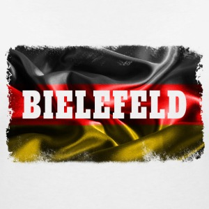 Bielefeld T-Shirts - Women's V-Neck T-Shirt
