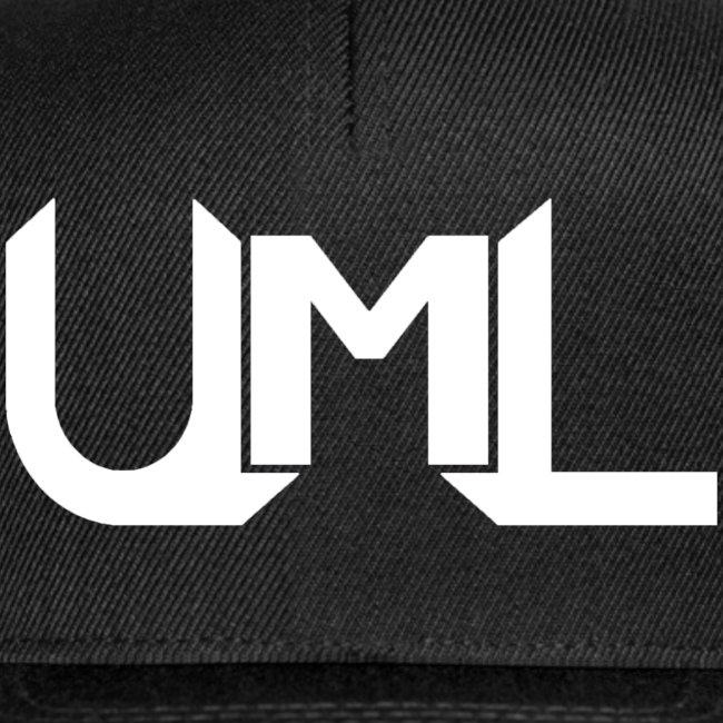 UmL Gaming SnapBack White Text