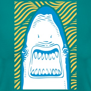 Jaws // @ddicted - Frauen T-Shirt