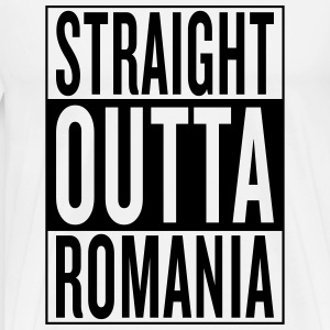 Romania T-Shirts - Men's Premium T-Shirt