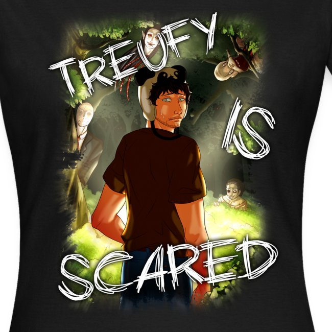 Treufy Is Scared©  ⇨ ♀