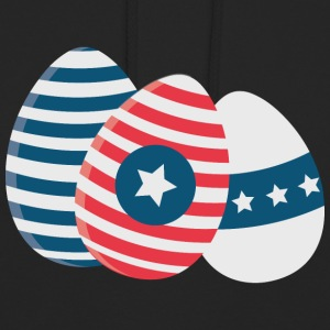 Easter eggs with stars Hoodies & Sweatshirts - Unisex Hoodie