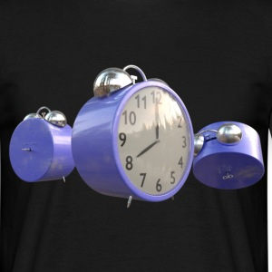 Worn Clocks - Men's T-Shirt