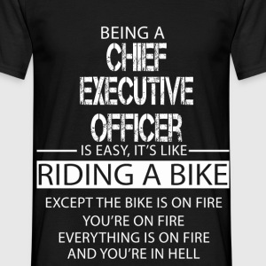 Chief Executive Officer T-Shirts - Men's T-Shirt