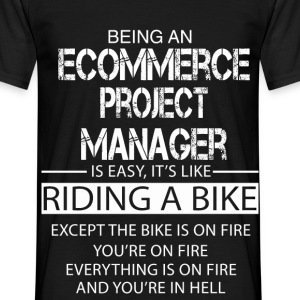 eCommerce Project Manager T-Shirts - Men's T-Shirt