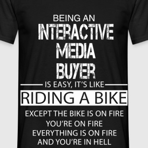 Interactive Media Buyer T-Shirts - Men's T-Shirt