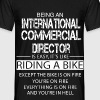 International Commercial Director T-Shirts - Men's T-Shirt