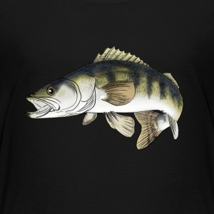 pike-perch Tee shirts - T-shirt Premium Ado