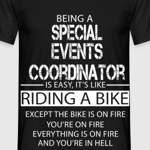 Special Events Coordinator T-Shirts - Men's T-Shirt