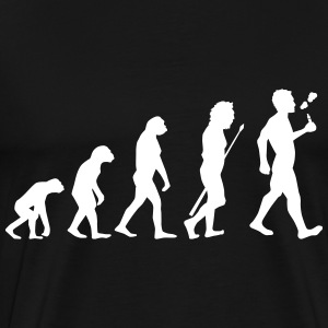 Vape Design Evolution T-shirts - Mannen Premium T-shirt
