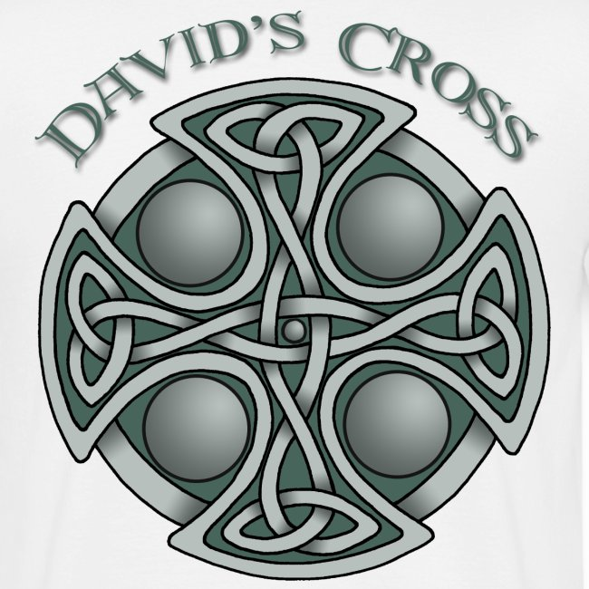 David's Cross (Back)