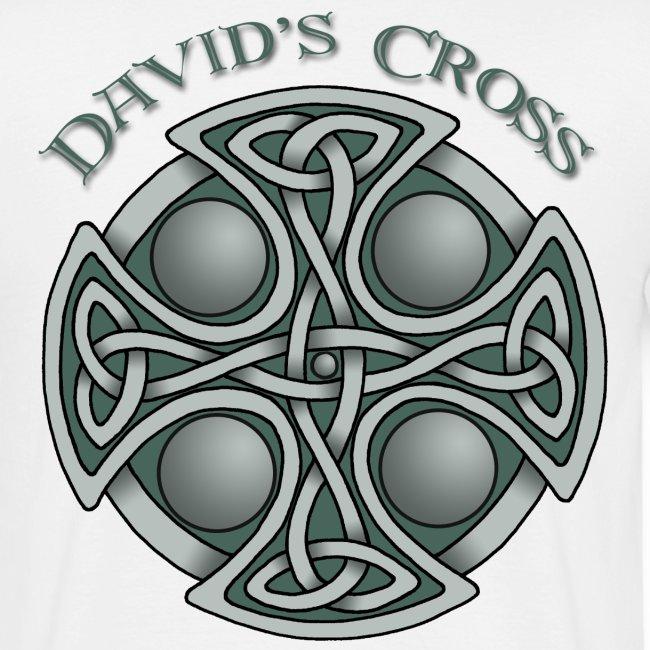 David's Cross (Back)
