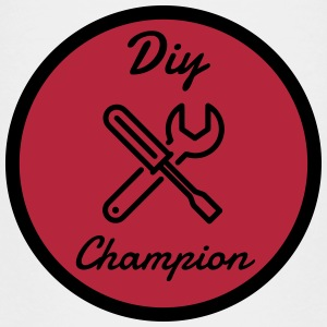 DIY - Do it yourself - Bricoalge - Handyman - Dad Shirts - Kids' Premium T-Shirt