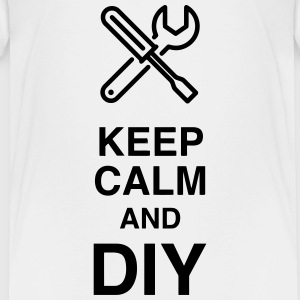 DIY - Do it yourself - Bricoalge - Handyman - Dad Shirts - Teenage Premium T-Shirt