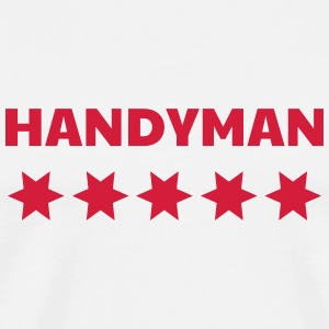 DIY - Do it yourself - Bricoalge - Handyman - Dad T-Shirts - Men's Premium T-Shirt