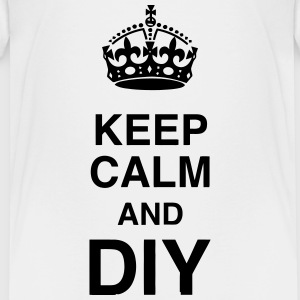 DIY / reparation / handyman / værktøj T-shirts - Teenager premium T-shirt