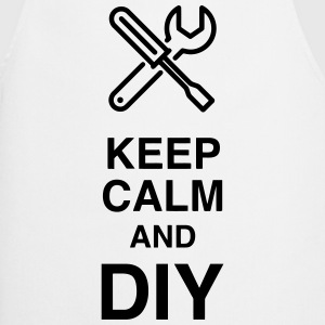 DIY - Do it yourself - Bricoalge - Handyman - Dad  Aprons - Cooking Apron