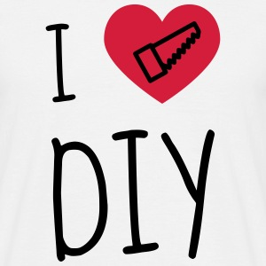 DIY - Do it yourself - Bricoalge - Handyman - Dad T-Shirts - Men's T-Shirt