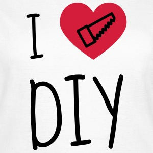 DIY - Do it yourself - Bricoalge - Handyman - Dad T-Shirts - Women's T-Shirt