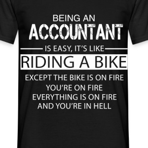 Accountant T-Shirts - Men's T-Shirt