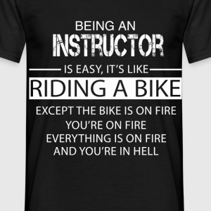 Instructor T-Shirts - Men's T-Shirt