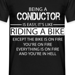 Conductor T-Shirts - Men's T-Shirt