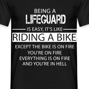 Lifeguard T-Shirts - Men's T-Shirt