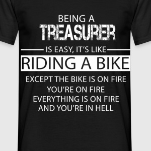 Treasurer T-Shirts - Men's T-Shirt