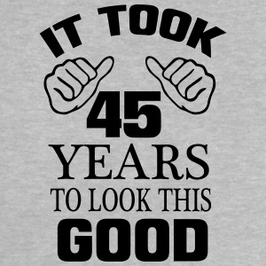 I GOT TO SEE 45 YEARS USED, SO GOOD! Baby Shirts  - Baby T-Shirt