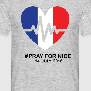 Pray For Nice T-Shirts - Men's T-Shirt