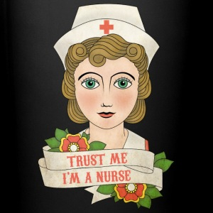Trust Me I'm A Nurse Mugs & Drinkware - Full Colour Mug