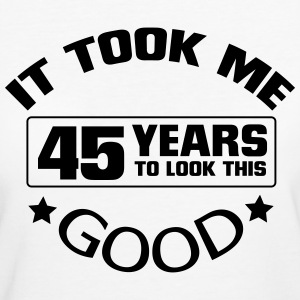 I GOT TO SEE 45 YEARS USED, SO GOOD! T-Shirts - Women's Organic T-shirt