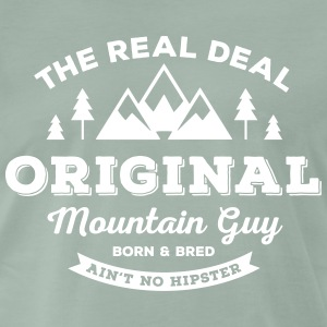 Original Mountain Guy T-Shirt - Männer Premium T-Shirt