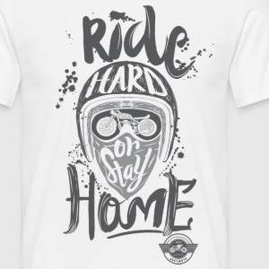 Ride Hard - T-shirt Homme