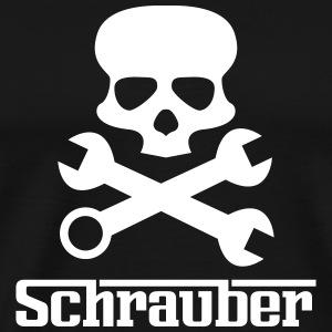 suchbegriff schrauber t shirts spreadshirt. Black Bedroom Furniture Sets. Home Design Ideas