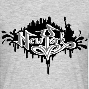 New York Männer Shirt - Männer T-Shirt