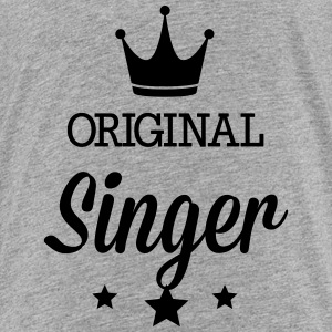 Original three star deluxe singer Shirts - Kids' Premium T-Shirt
