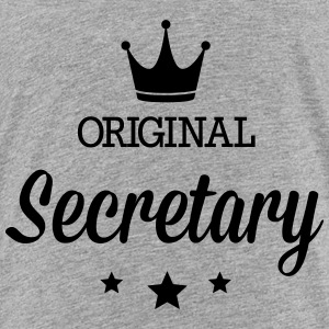 Original three star deluxe Secretary Shirts - Teenage Premium T-Shirt