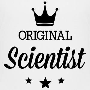 Original three star deluxe scientists Shirts - Teenage Premium T-Shirt