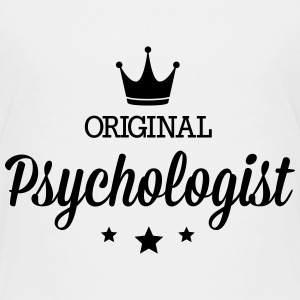 Original three star deluxe psychologist Shirts - Kids' Premium T-Shirt
