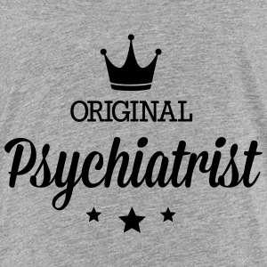 Original drei Sterne Deluxe Psychiater T-Shirts - Teenager Premium T-Shirt