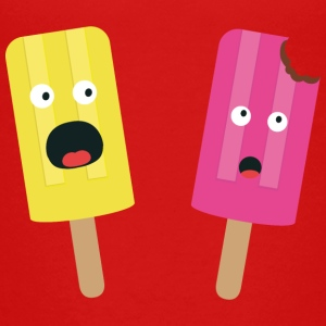 The popsicles Shirts - Teenage Premium T-Shirt